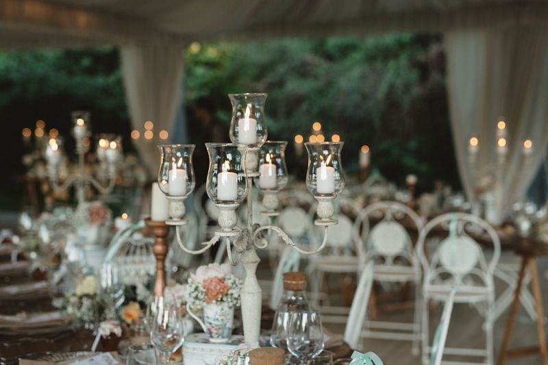Shabby Chic Matrimonio Tavoli : Matrimonio country u shabby chic i ricevimenti di case