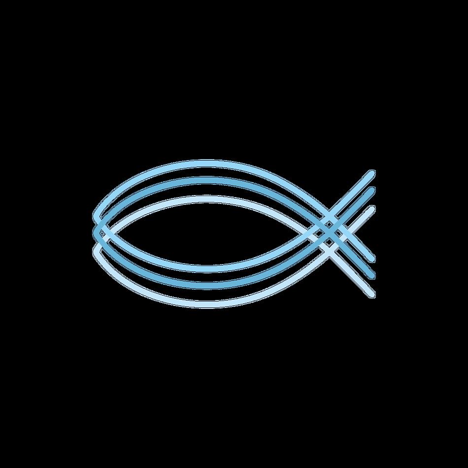 Ichthys Christian Fish Symbol The Jesus Fish Society6 Decor Buyart Artprint Iphone Skin By Levon Iphon Fish Symbol Christian Fish Christian Fish Tattoos