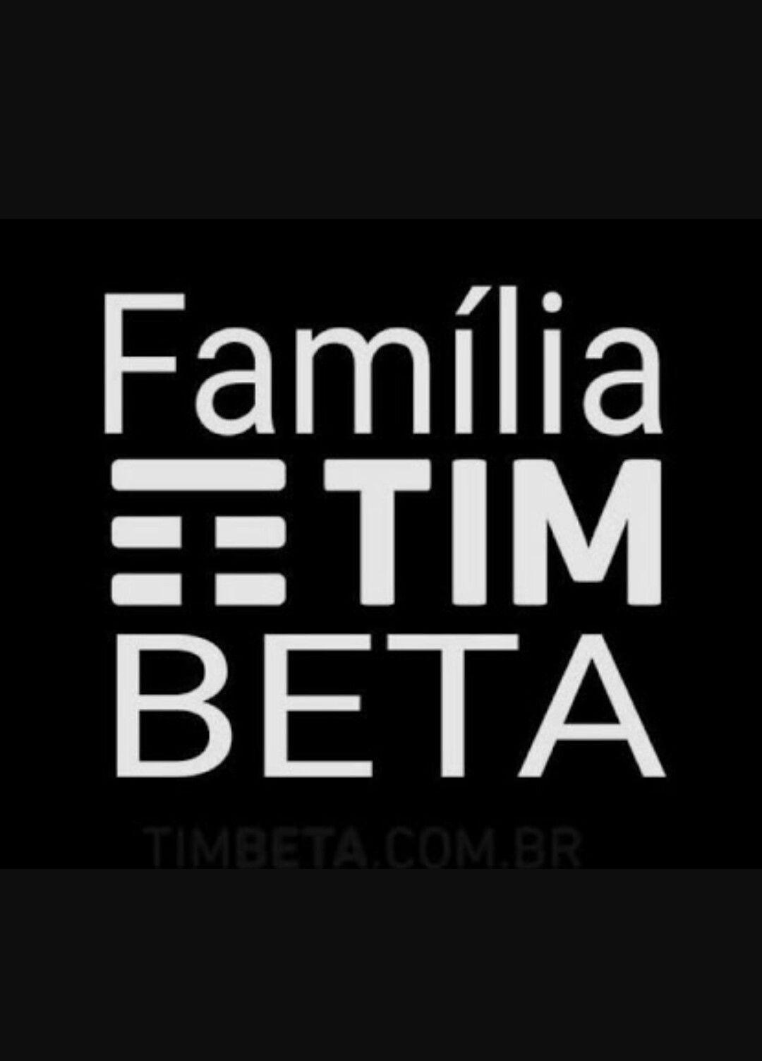 Timbeta vamos lá! #TimBeta