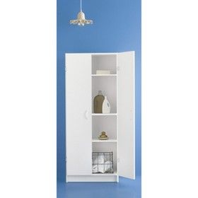 Room Essentials Pantry Cabinet White Target Mobile With