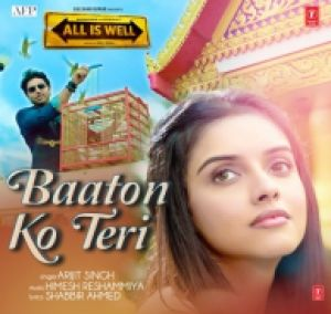 Download Baaton Ko Teri All Is Well By Arijit Singh Mp3 Songs At High Defination Sound Quality From 48kbps To 320 Kb Mp3 Song Bollywood Music Songs