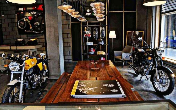cafe racer store - google search | shop in shop | pinterest