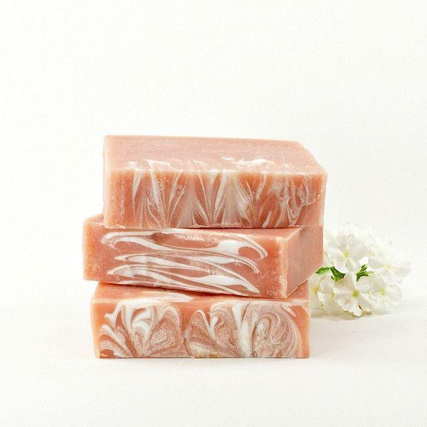 Premium caolino argilla sapone, tutti Detox naturale sapone, sapone... ($5.50) ❤ liked on Polyvore featuring etsy treasury
