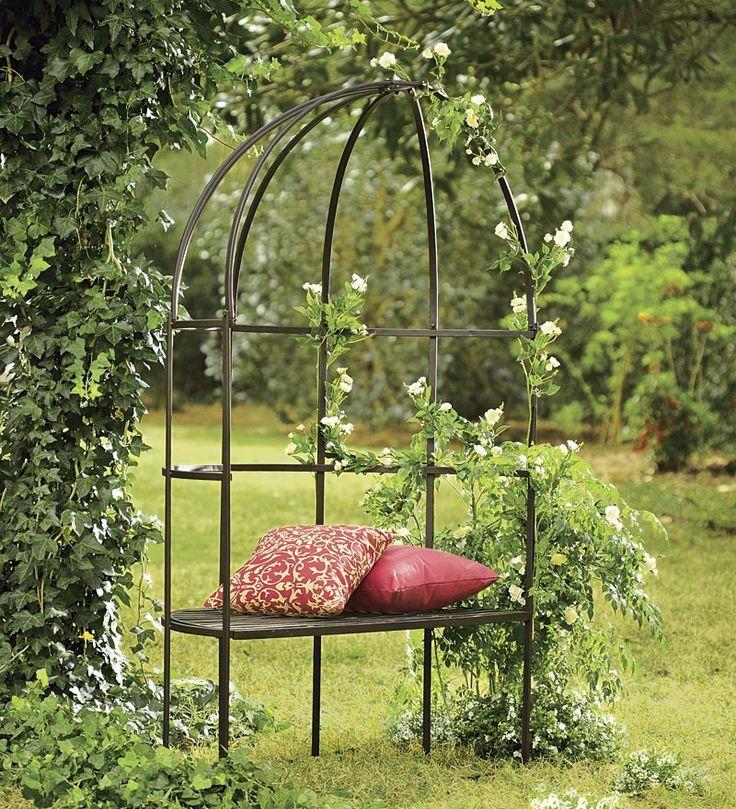 Decorative Trellis Ideas Part - 16: Decorative Trellis Ideas | Decorative And Functional Iron Trellis Garden  ... | Ideas For