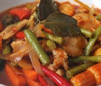Resepi Ayam Masak Paprik Ala Thai Paling Sedap Resep Makanan India Masakan Malaysia Resep Masakan Asia