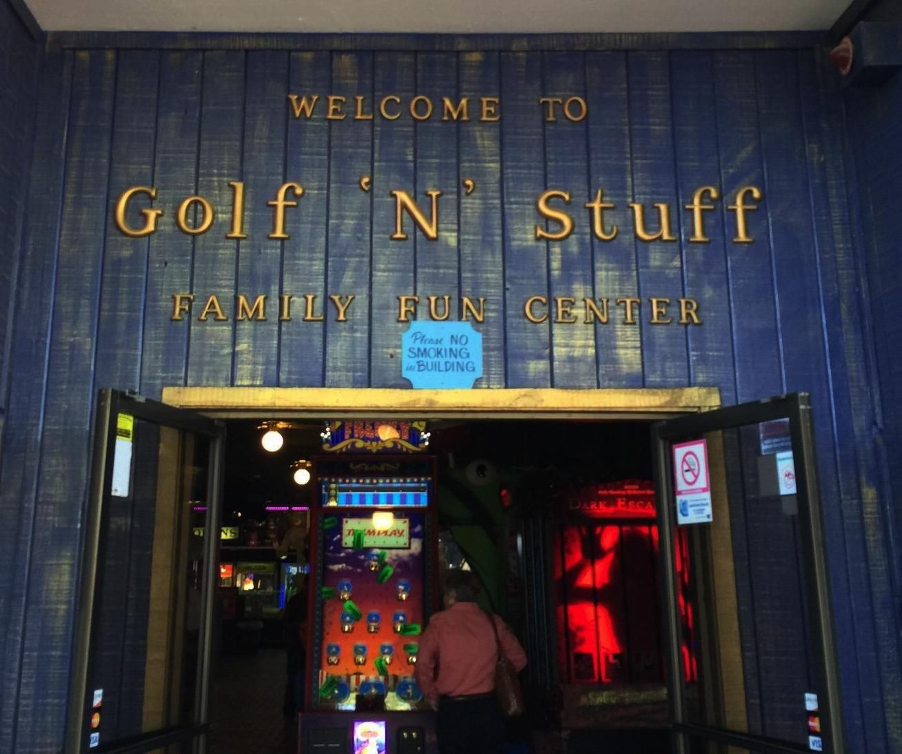 golf n stuff family fun center theme parks have some fun in all rh pinterest com