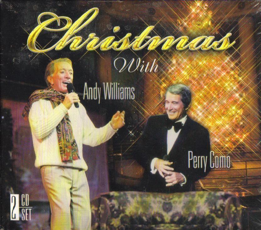 christmas with andy williams perry como ultra rare cd set - Perry Como Christmas Show