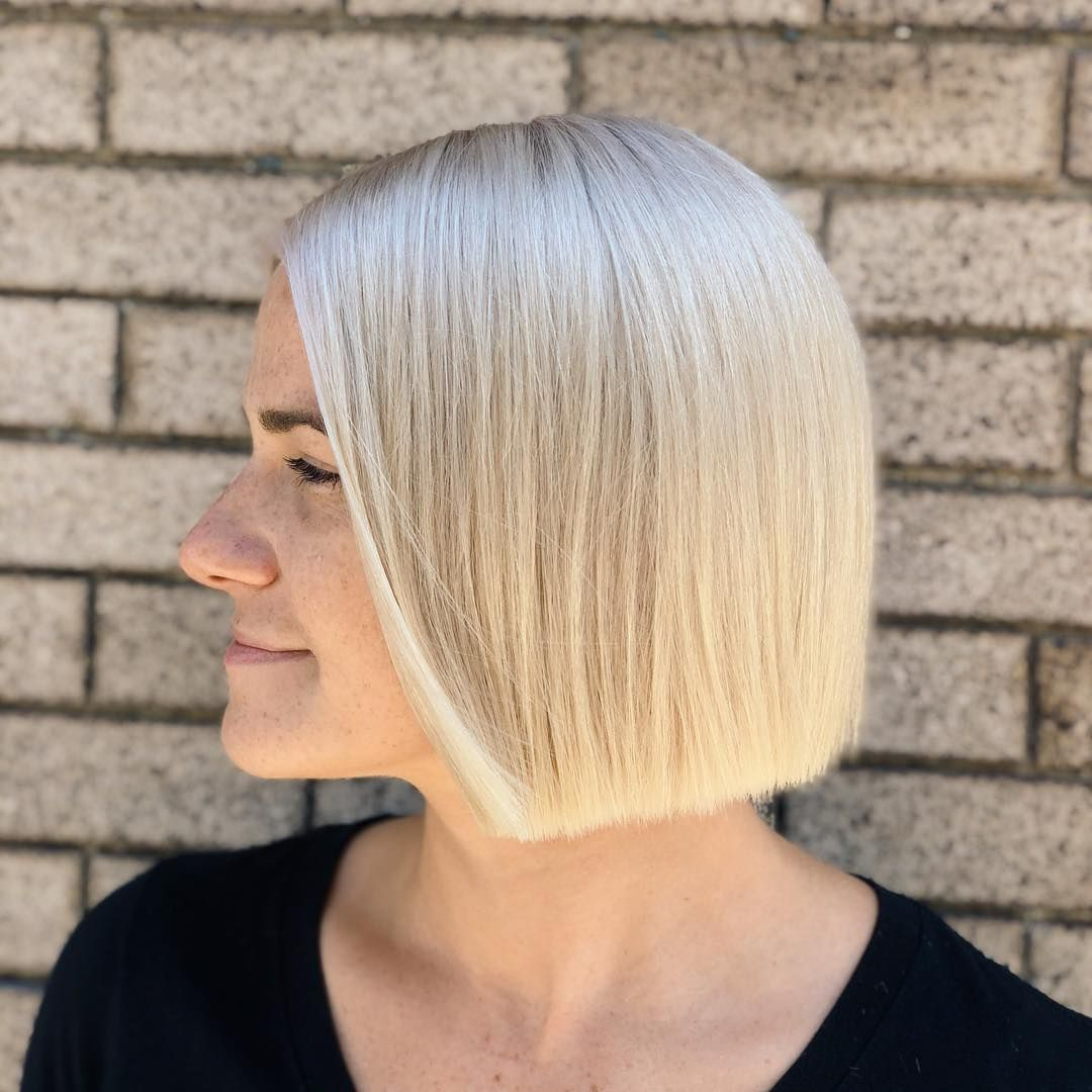 Aveda One Length Haircuts Hairstyles With Bangs Straight Hairstyles