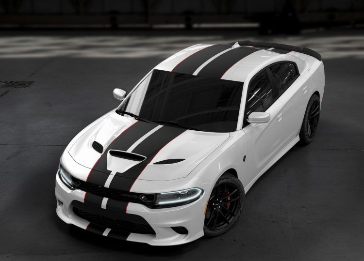 Dodge Charger Srt Hellcat Octane Edition Black Is The New Black In 2020 With Images Dodge Charger Srt Charger Srt Charger Srt Hellcat