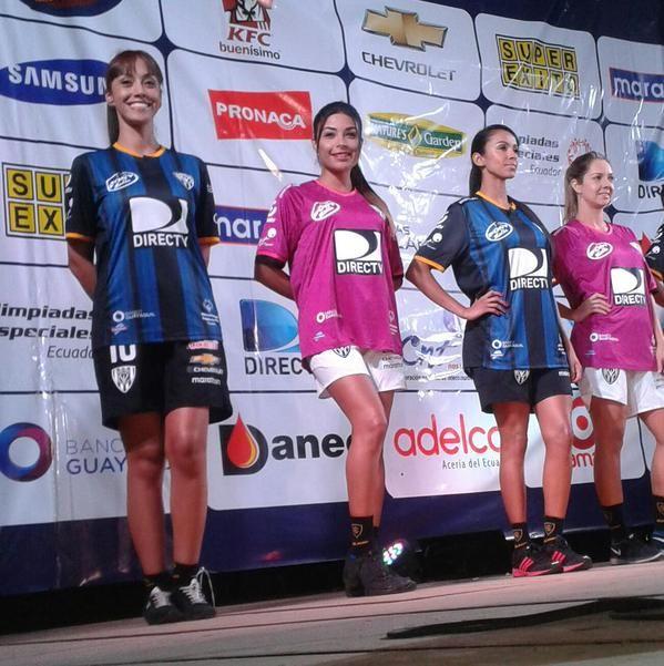 Independiente del Valle Jerseys 2015