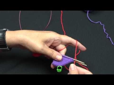 Flere strømper trin 1 - YouTube