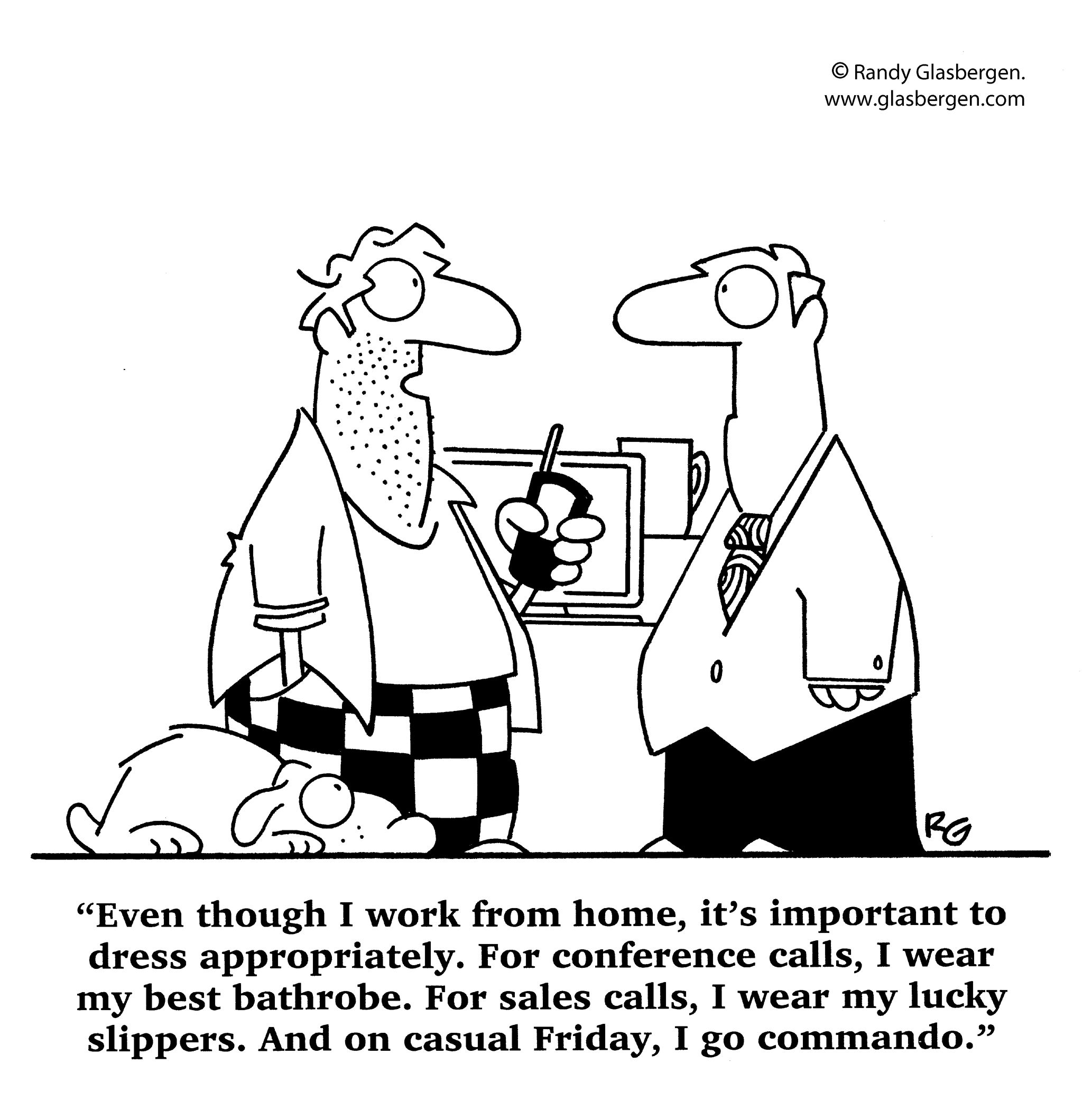 My Favorite How Do You Work At The Home Office Work Cartoons Surveys For Cash Funny Cartoons About Work