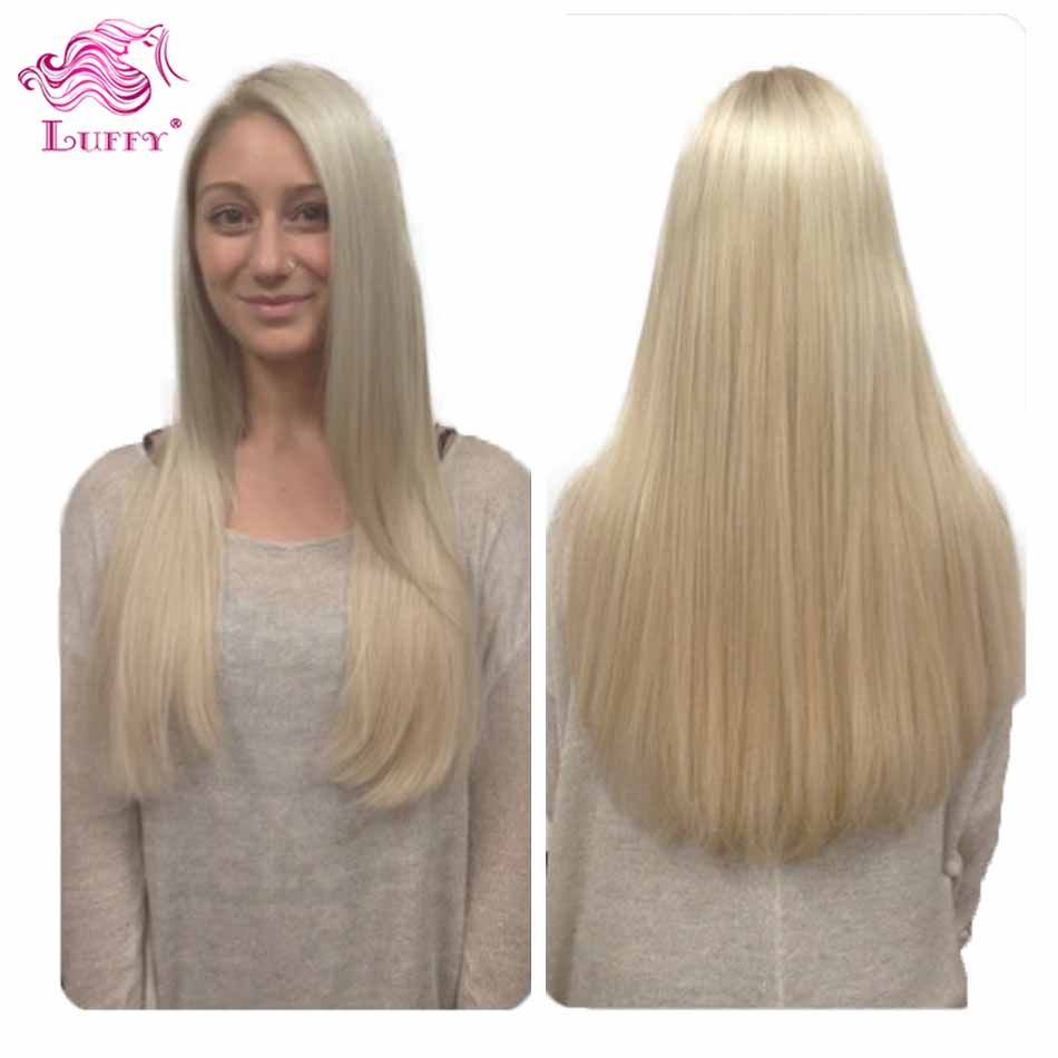 180 Density 613 Lightest Blonde Full Lace Wig Brazilian