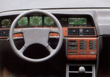 lancia dedra | retro car dashboards | pinterest | retro cars