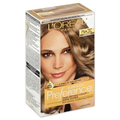 Loréal Superior Preference Fade Defying Color And Shine In 712a
