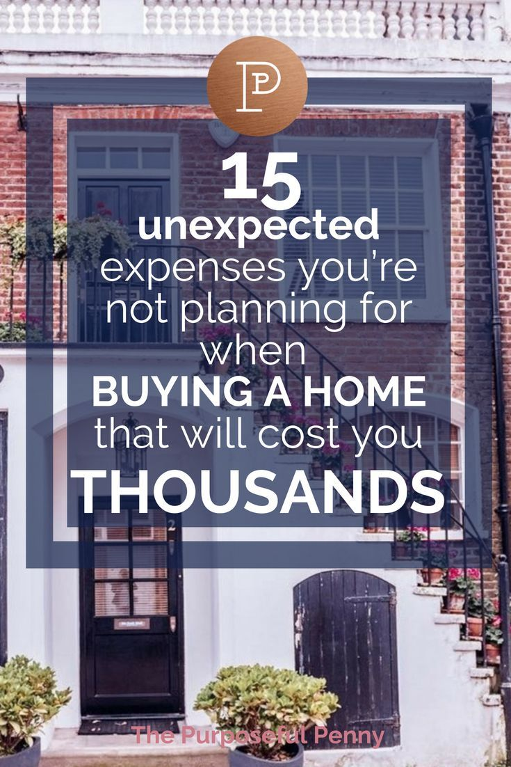 unexpected expenses youure not planning for that will cost you