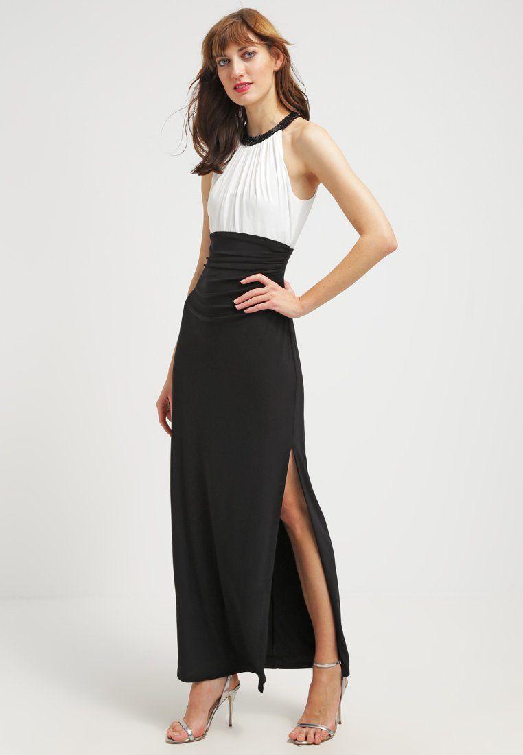 Zalando lange schwarze kleider