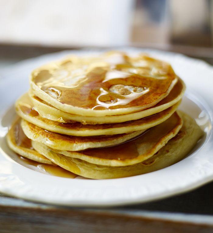 Buttermilk Pancakes Recipe Recipe Food Buttermilk Pancakes Recipes