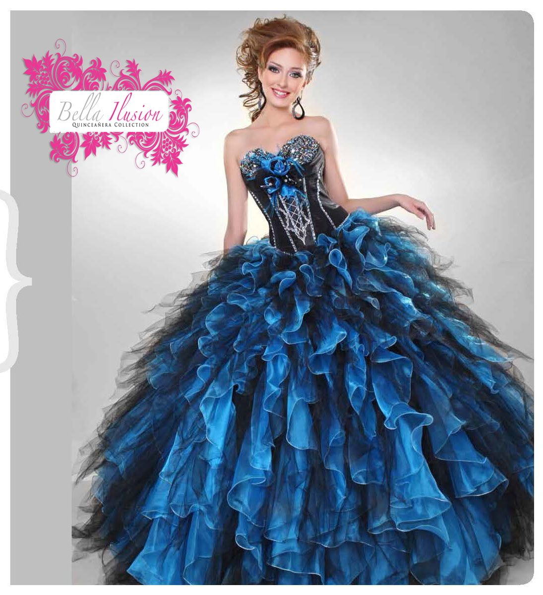 Discount Couture Dresses: Turquoise,2012 Beautiful Ball Gown Strapless Floor-length