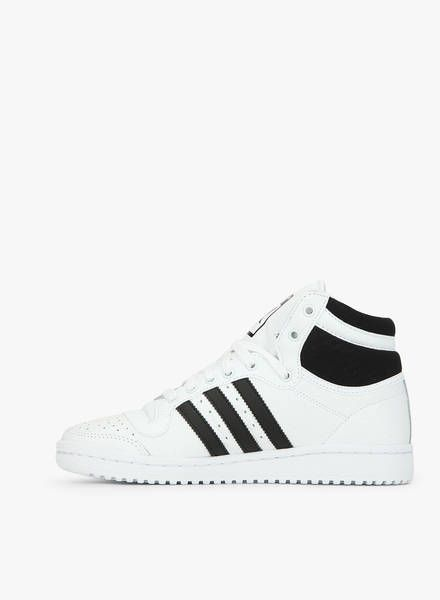 Buy Adidas Originals Top Ten Hi WHITE SPORTY SNEAKERS for Women Online  India, Best Prices