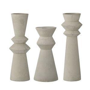 Concrete Taper Holder 3 Styles Set of 12