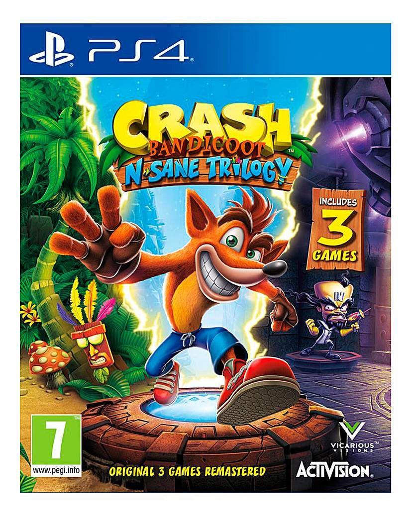 Crash Bandicoot Ps4 Products Pinterest Ps4 Juegos And Crash