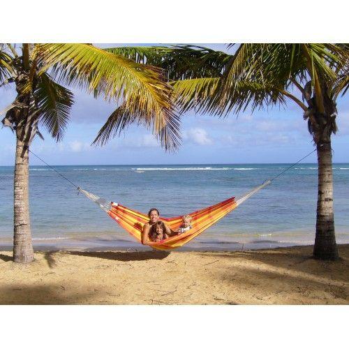 Amazonas Barbados papaya Hængekøje (orange)