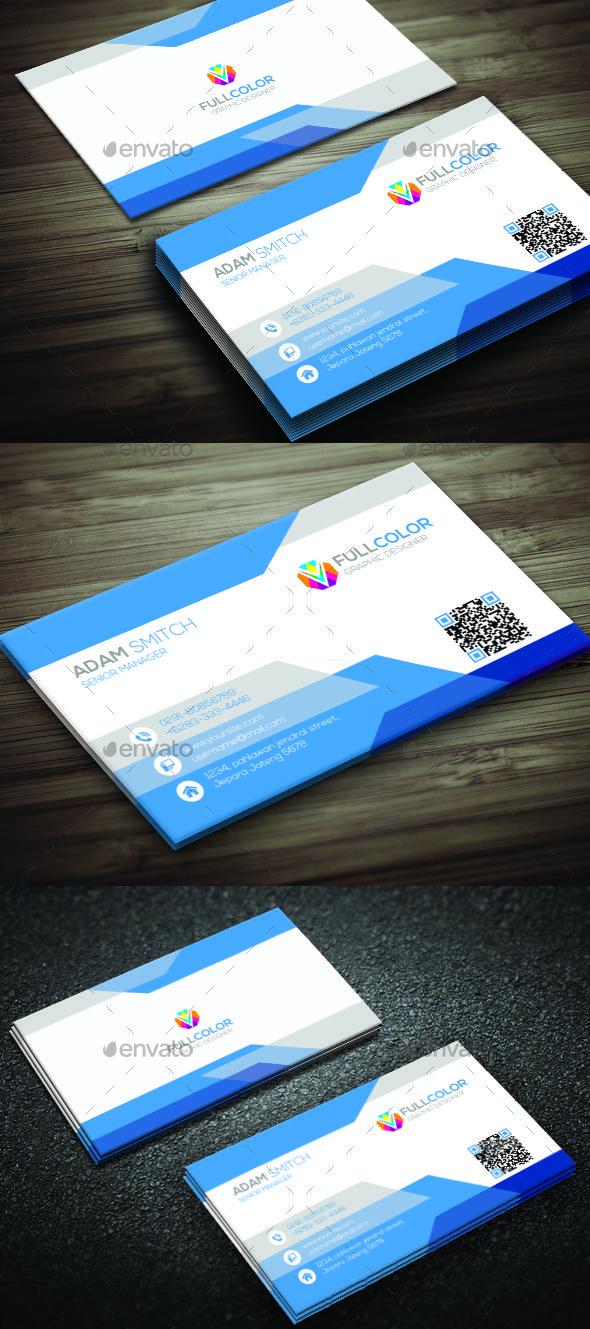 Creative Business Card | Creative business card designs, Corporate ...