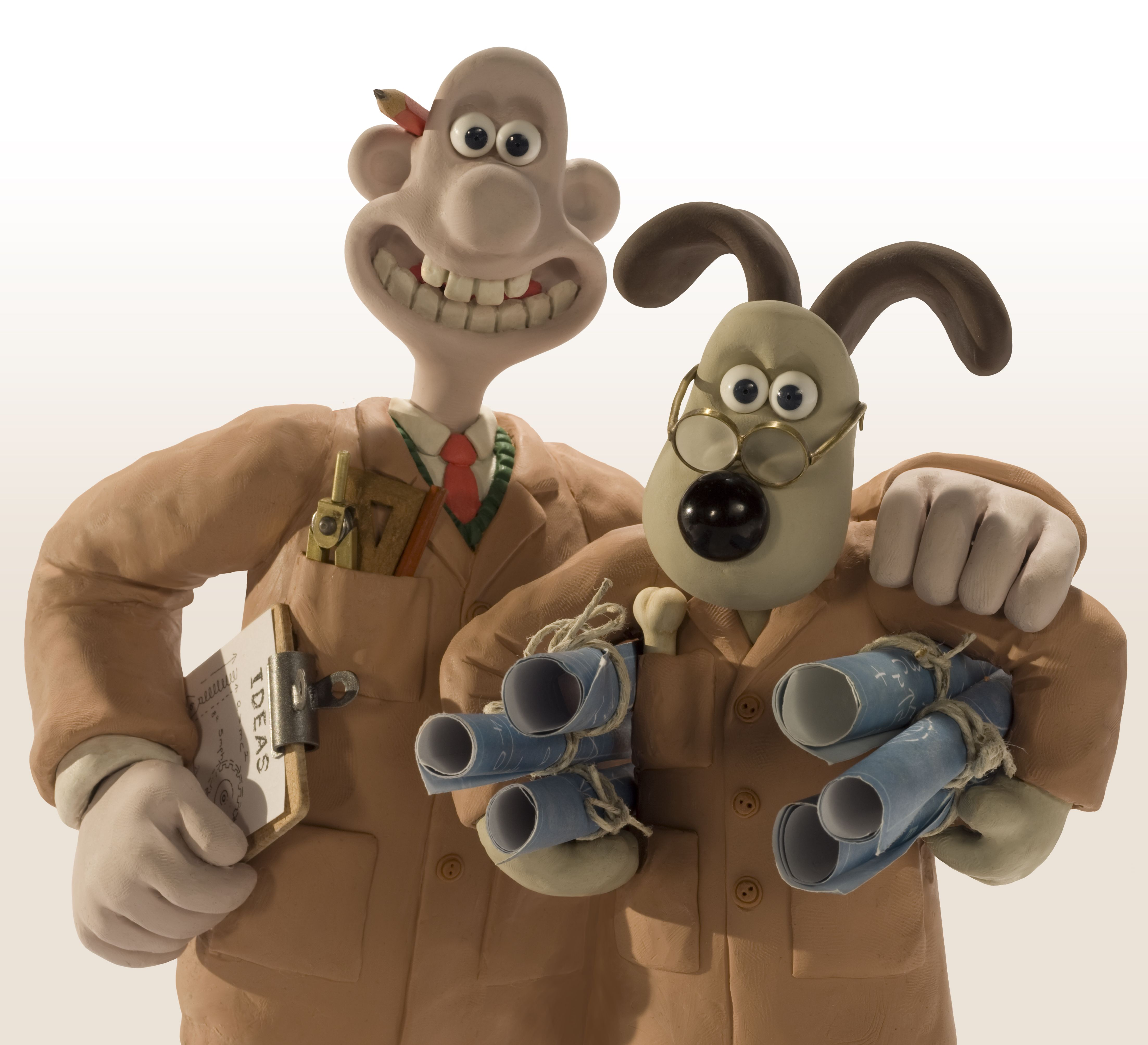 Tickets on sale for night with Wallace and Gromit ...