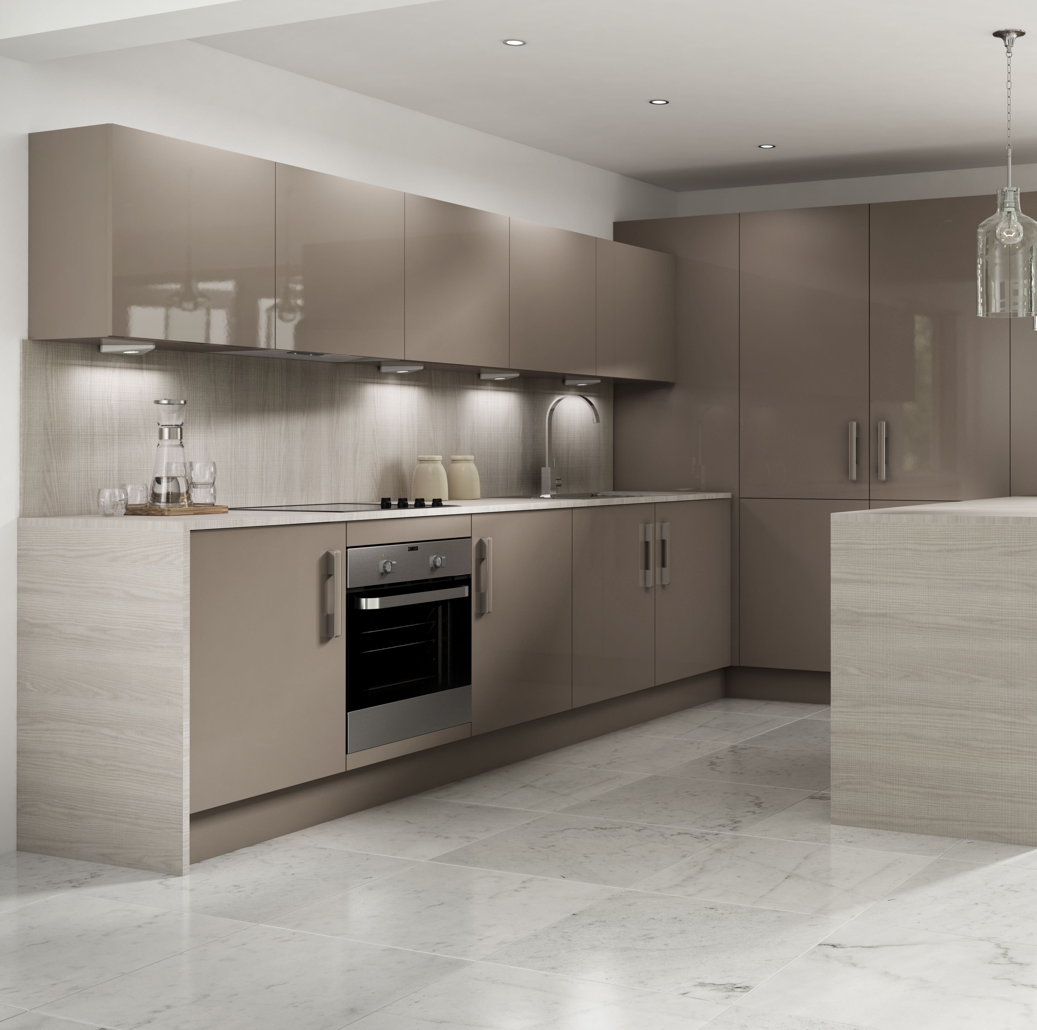 Woodbury Basalt Buildbase Kitchen Pinterest Kitchens And House # Muebles Tipo Wimpy