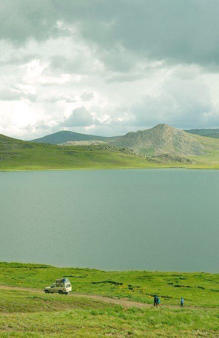 SHEOSAR LAKE, DEOSAI NATIONAL PARK, GILGIT BALTISTAN,PAKISTAN.
