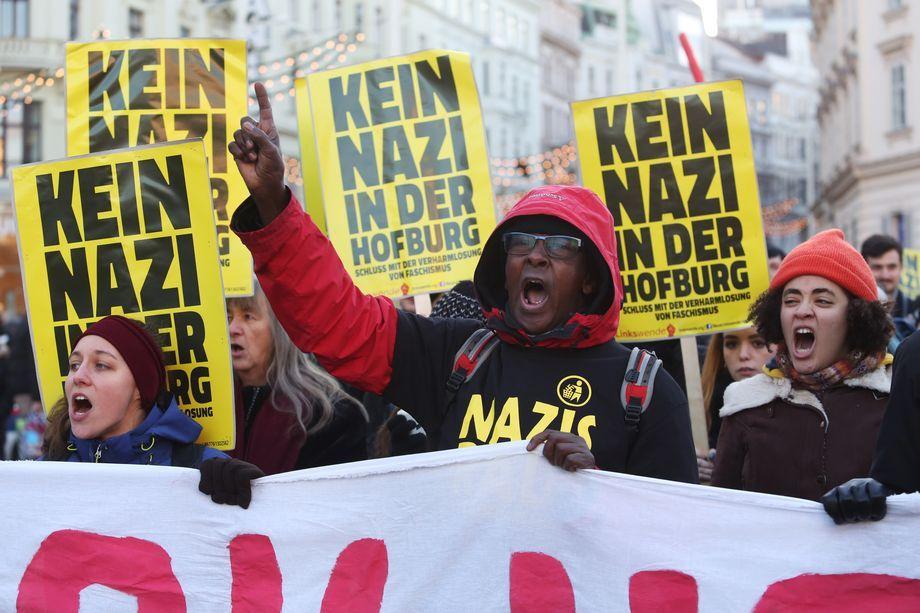 Austria Voters Defeat Anti Muslim Far Right Islam Austria Muslim
