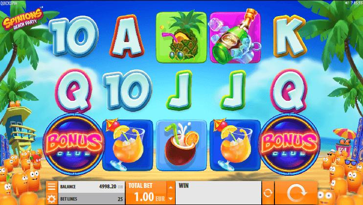 Thunderspin Kostenlose Spiele Und Slots