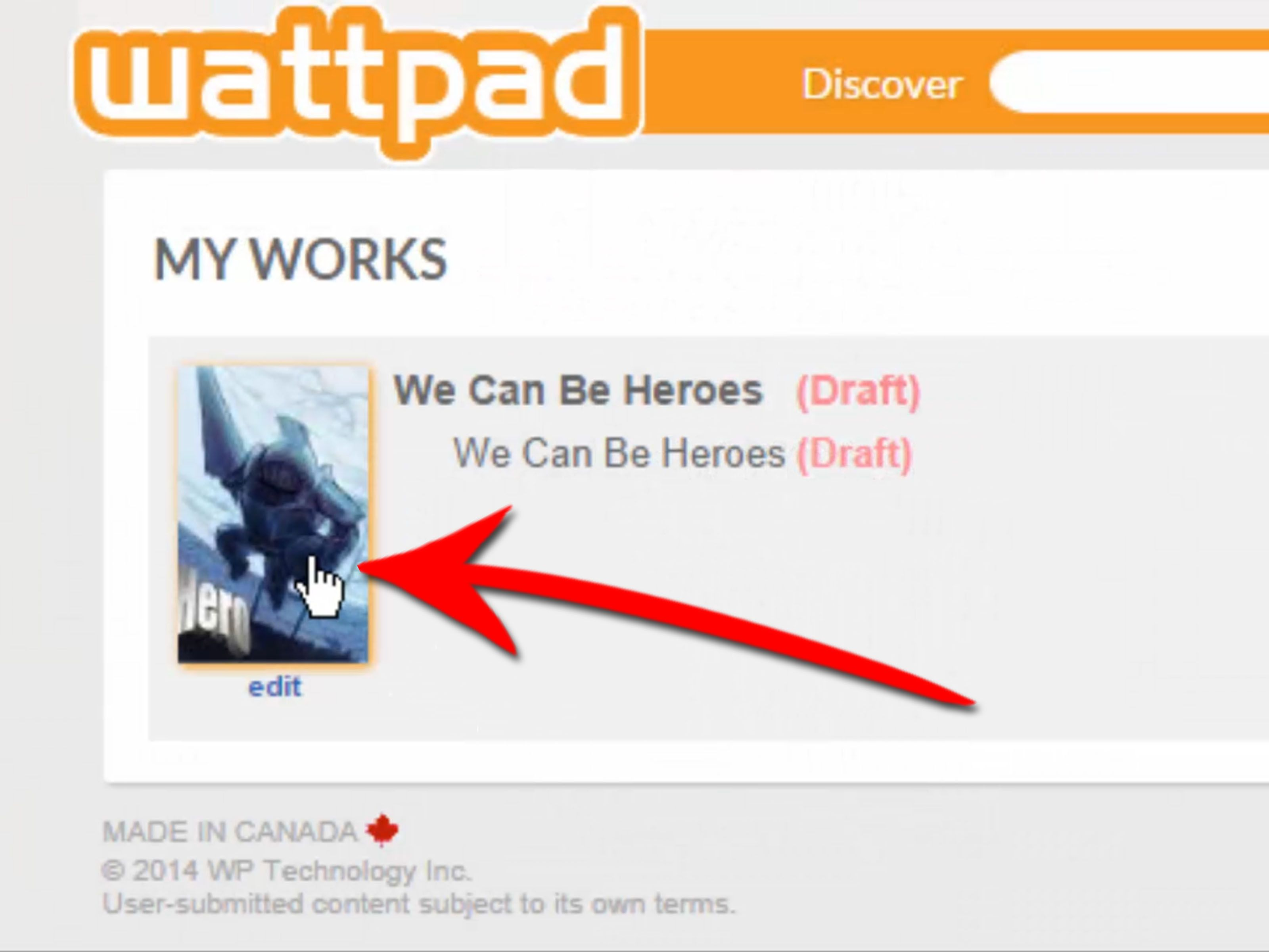 How To Make A Book Cover Wikihow ~ Make a book cover for wattpad wattpad book covers and books