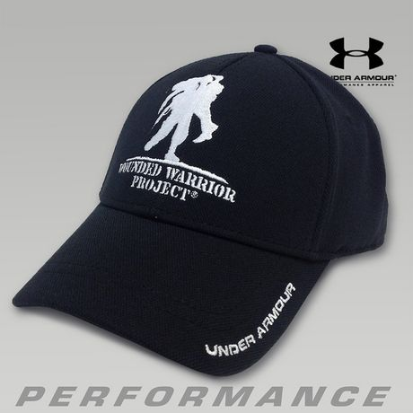0d9cc1512e4 Under Armour Wounded Warrior Project Snap Back Hat