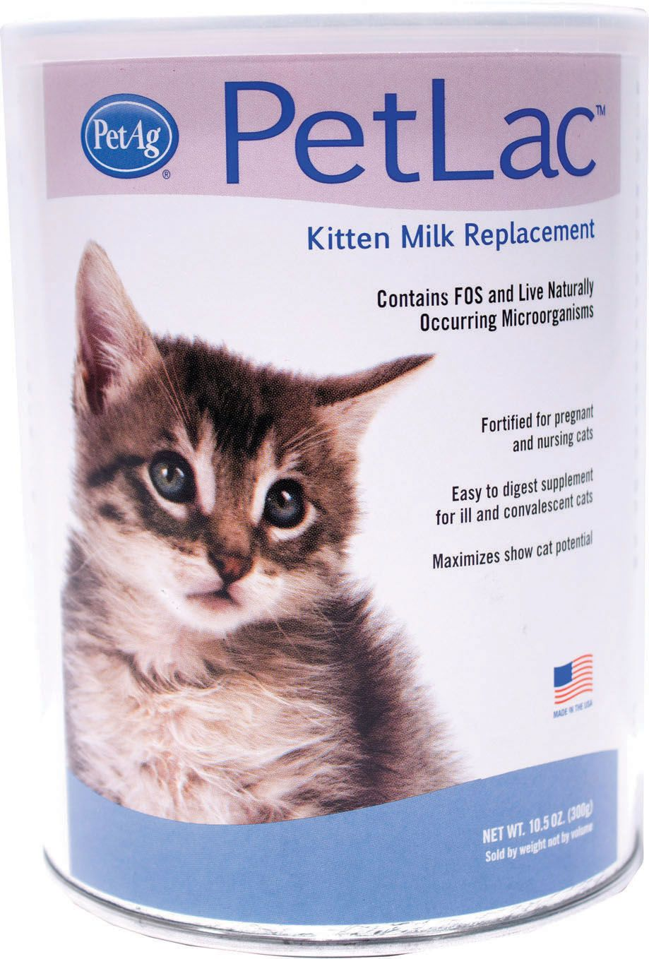 Cats Petlac Kitten Milk Replacement Powder By Pet Ag 10 5 Ounce Cat Health Kittens Best Cat Food