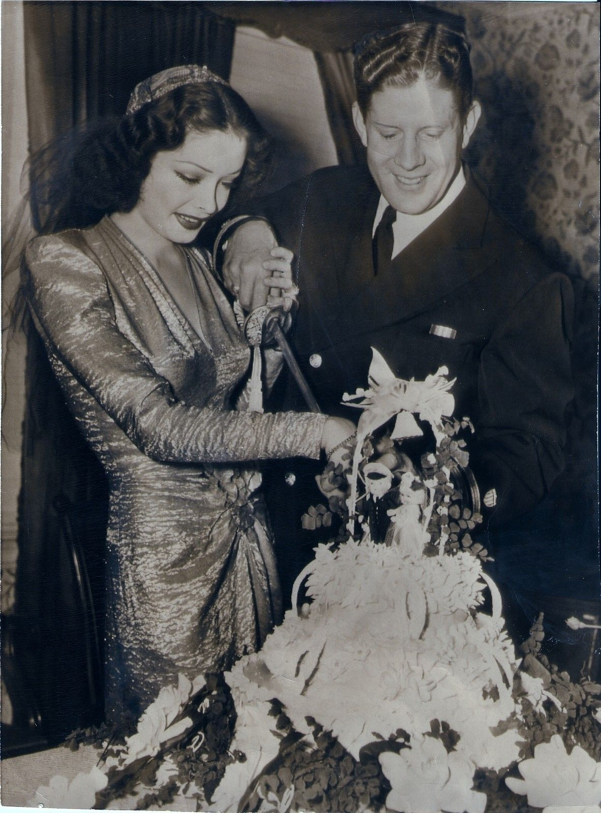 Image result for jane greer and rudy vallee