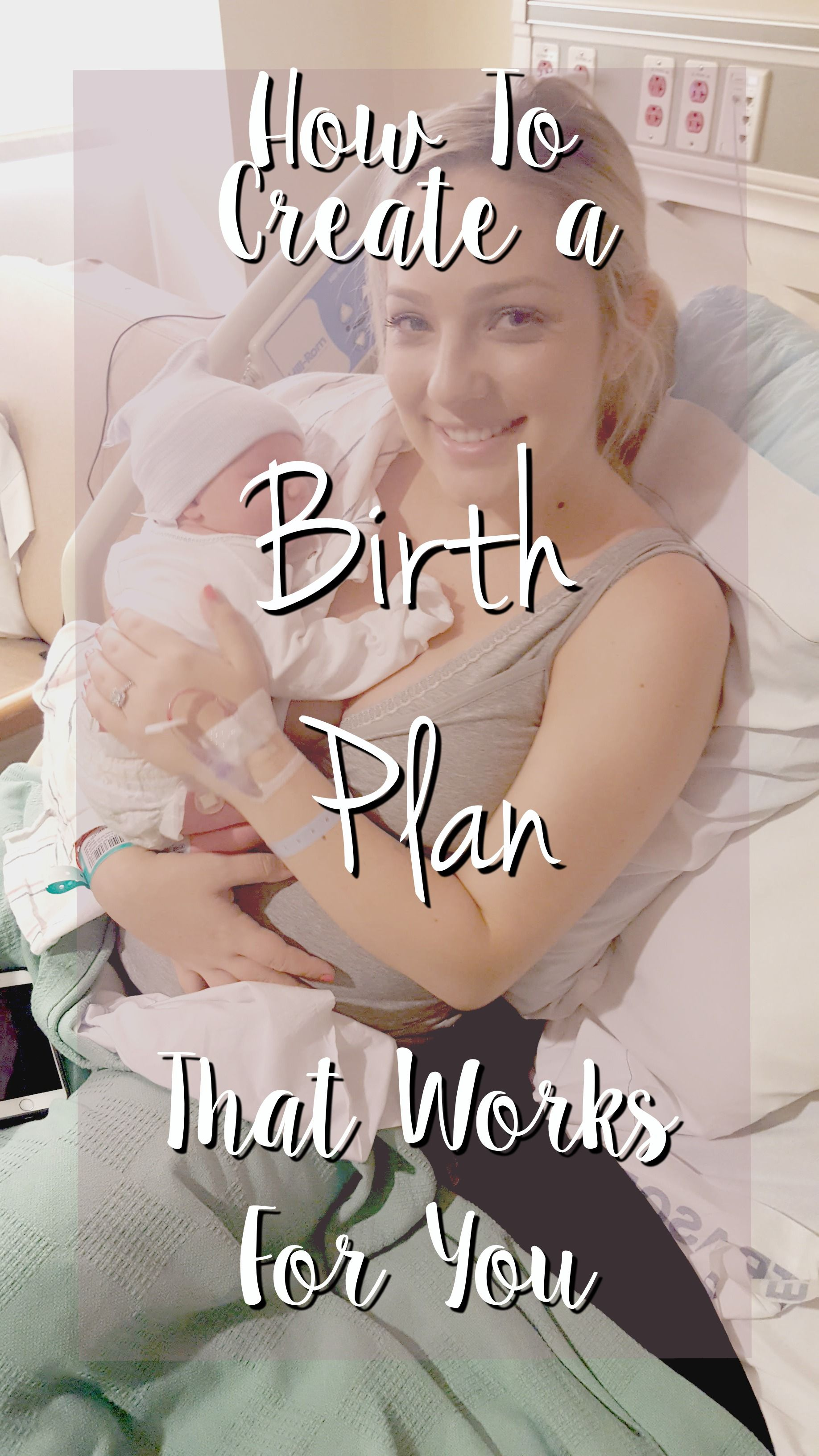 The Best Way To Make Your Birth Plan Your Reality