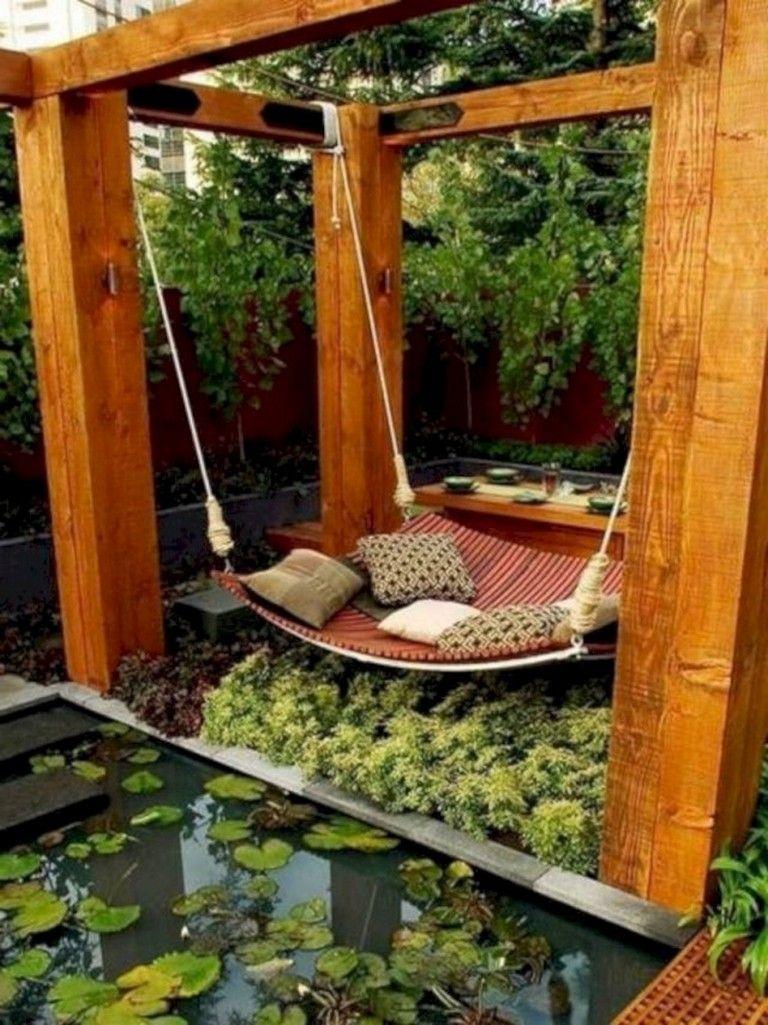 inspiring diy backyard pergola