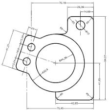 Resultado De Imagen Para Planos De Dibujo Tecnico Industrial Tecnicas De Dibujo Tangencias Dibujo Tecnico Industrial