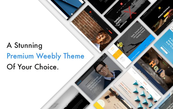 """Are you ready to take your Weebly website from """"average"""" to EXCEPTIONAL? Because Baamboo Studio is giving away tons of incredible tools and features that you will ever need to take your Weebly website to another level of AMAZING! We'll be awarding prizes to 2 WINNERS (each package worth $148!) What You'll Win: A Stunning Premium Weebly Theme of Your Choice. Each and every theme we have created is not only stunningly beautiful and highly customizable, but it is also LOADED with incredible…"""