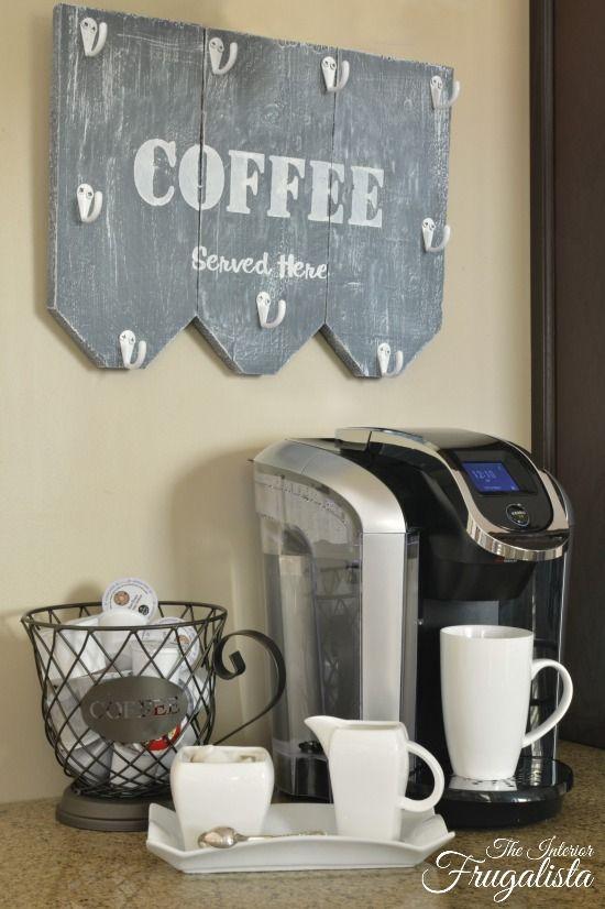 Coffee Mug Holder Coffee Drinker