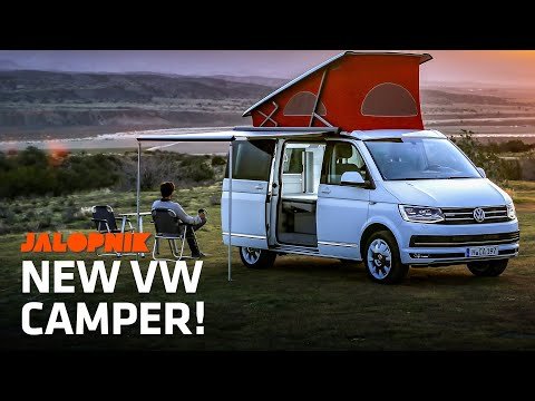 Vw Won T Sell The Outstanding New California Camper Van In The States Even Though Sprinters Sell By The Bo In 2020 Vw Camper Volkswagen Camper Volkswagen Camper Van