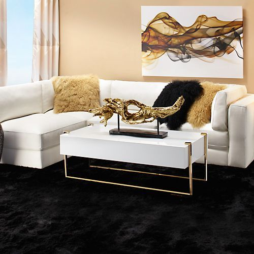 Brilliant Stratus Sectional White Leather Furniture Furniture Caraccident5 Cool Chair Designs And Ideas Caraccident5Info