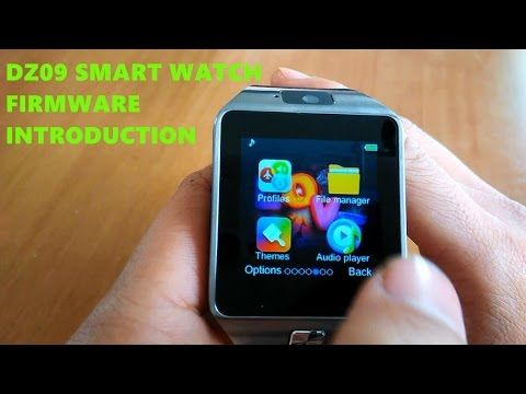 Smart watch:DZ09 Smart Watch Review including and how to