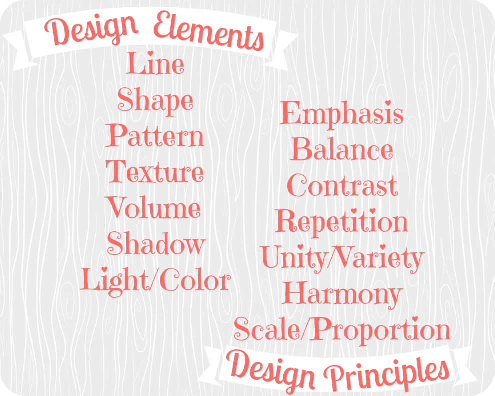 the design elements and principles - Elements And Principles Of Interior Design