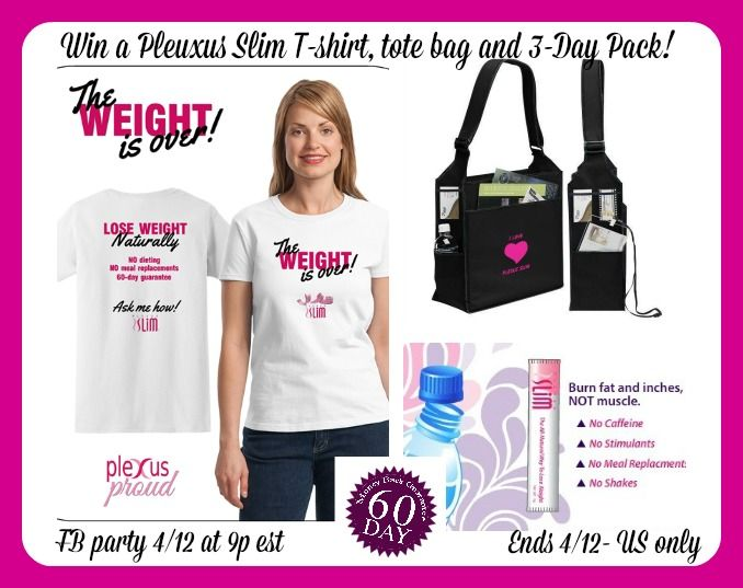 Health and Wellness Products with Plexus Slim Giveaway