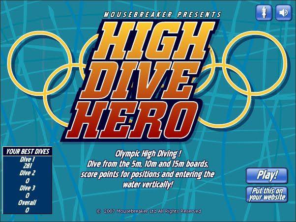 #kids_games #kid_games #kids_games_online update new games http://www.kidsgamesonline.net/games-high-dive-hero.html