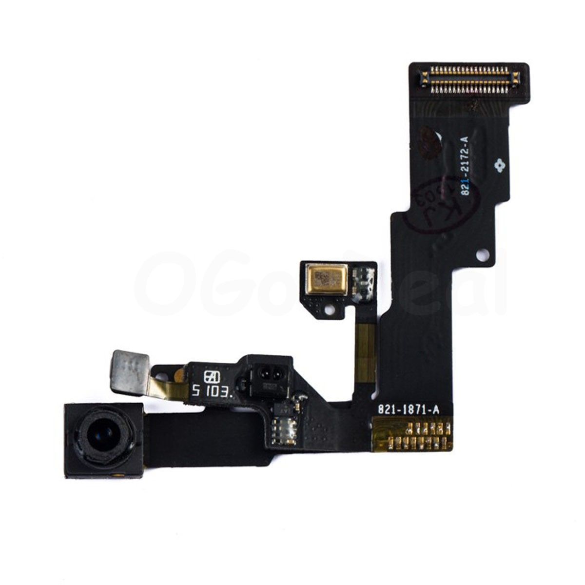 Apple iPhone 6 Front Camera with Sensor Proximity Flex Cable, Ori  Used  #iphone6 #camera @ http://www.ogodeal.com/for-apple-iphone-6-front-camera-with-sensor-proximity-flex-cable-ori-used.html