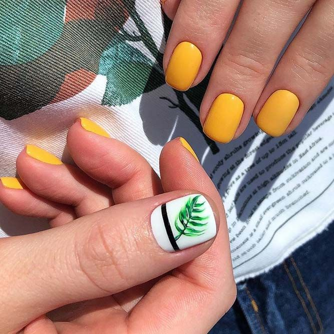 Photo of Accent Nails: Punch Up Your Mani in 10 Easy Ways